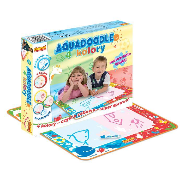 mata wodna Aquadoodle 4 kolory