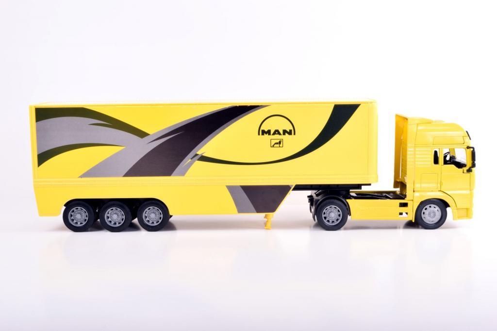Ciężarówka MAN
