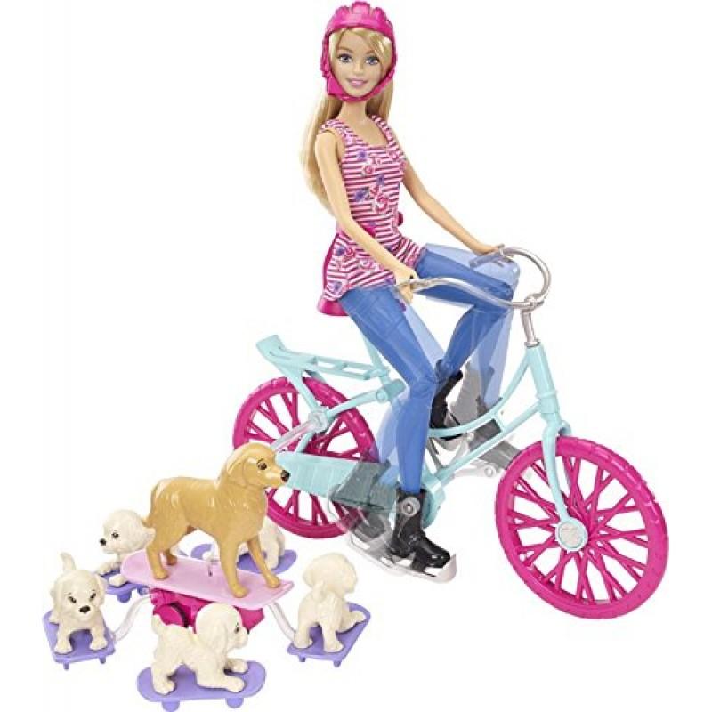 barbie-na-rowerze-z-pieskami (2)-800x800