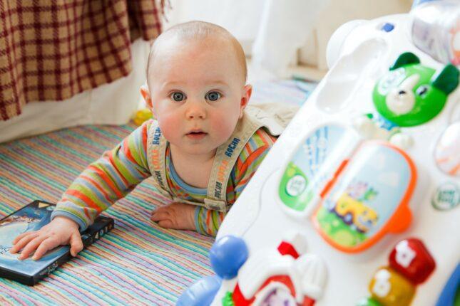 Pomysły na prezent dla niemowląt
