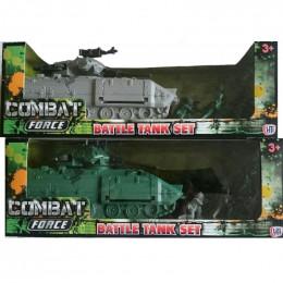 Armia: Żołnierzyki i Czołg - 12 figurek 40223