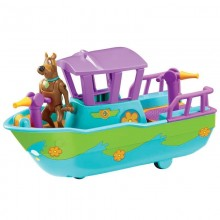 Scooby-Doo 05847 Łódka i figurka psa Scooby-Doo