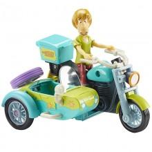 Scooby-Doo 05847 Motocykl i figurka Kudłatego