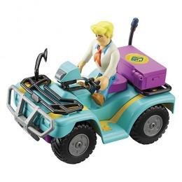 Scooby-Doo 05847 Pojazd - quad i figurka Freda