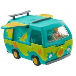 Scooby-Doo 05848 Transformujący Wehikuł Czasu i figurka Freda