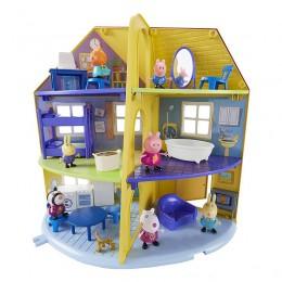 Świnka Peppa Rodzinny domek Peppy 06384