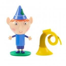 Małe królestwo Bena i Holly 06400 Figurka: Elf Ben i złoty róg