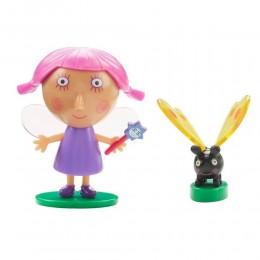 Małe królestwo Bena i Holly 06400 Figurka: wróżka z motylkiem