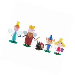 Małe królestwo Bena i Holly 06498 Zestaw pięciu figurek