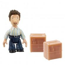Listonosz Pat 06535 Zestaw figurek - Ben Taylor i paczki