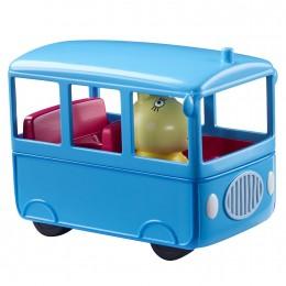Świnka Peppa 06576 Autobus szkolny Świnki Peppy i Rebeka