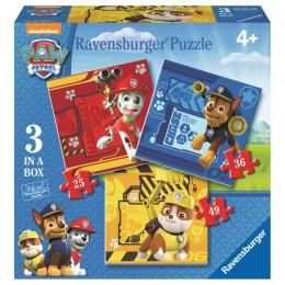 Ravensburger - Puzzle 3w1 - Psi Patrol - 070572