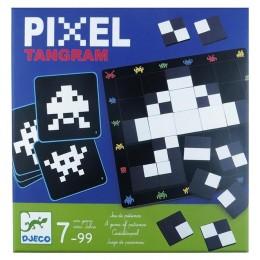 DJECO 08443 Gra taktyczna PIXELE