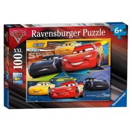 Ravensburger - Puzzle - Auta 3 Zawrotna prędkość 100 XXL - 09616