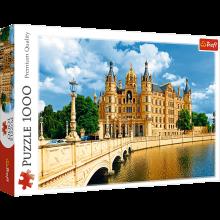 Trefl - 10430 - Zamek w Scherinie - Puzzle 1000 elementów