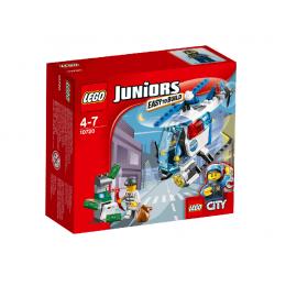 Klocki LEGO Juniors 10720 Policyjny helikopter pościgowy