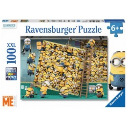 Ravensburger - Puzzle - Minionki 100 XXL - 107858