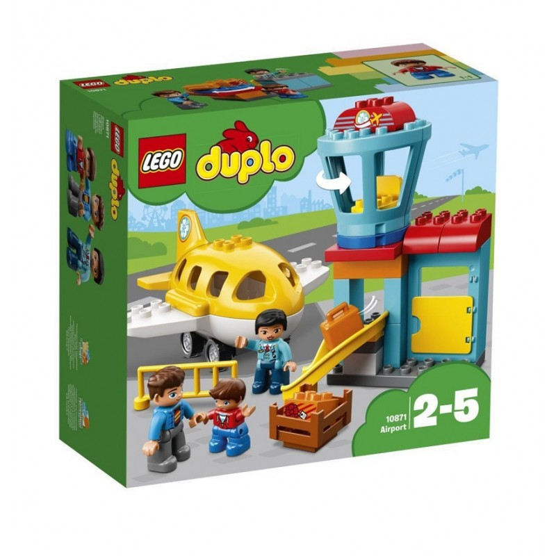 Lego Duplo 10871 Lotnisko Sklep Zabawkowy Kimlandpl