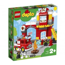 LEGO® DUPLO® 10903 Remiza strażacka