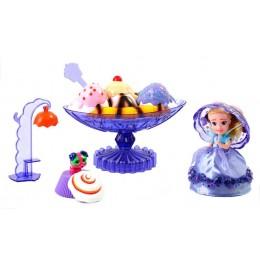 Cupcake Surprise 1138 Deser bananowy i laleczka