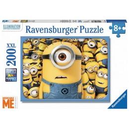 Ravensburger - Puzzle - Minionki 200 XXL - 128365