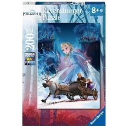Ravensburger- Puzzle - Frozen II - 200 elementów XXL - 128655