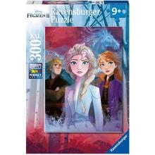 Ravensburger- Puzzle - Frozen - 300 elementów XXL - 128662