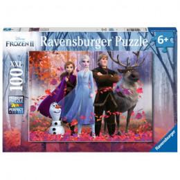 Ravensburger- Puzzle - Frozen II - 100 elementów XXL - 128679