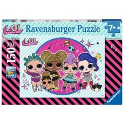 Ravensburger - Puzzle - L.O.L. Suprise! - 150 elementów - 128839