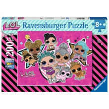 Ravensburger - L.O.L. Suprise! - 200 elementów XXL - 128846