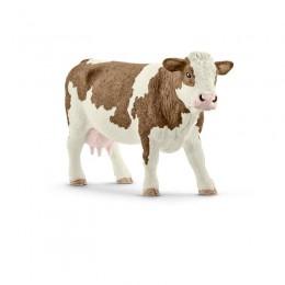 Schleich - Figurka Krowa rasy Simentalskiej - 13801