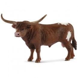 Schleich - Figurka Byk teksański długonogi - 13866