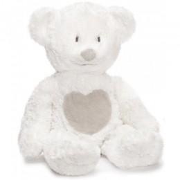 TeddyKompaniet 1553 Maskotka Przytulanka Biały Miś 41 cm