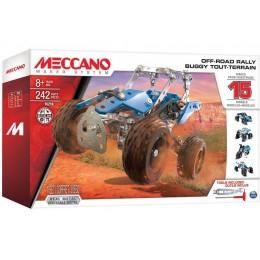 MECCANO 16210 Pojazdy wyścigowe - 15 modeli
