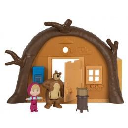 SIMBA Masza i niedźwiedź 1632 Domek Niedźwiedzia