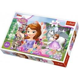 Trefl - Puzzle Jej Wysokość Zosia - Królestwo 100 el. - 16344