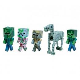 Minecraft - Figurki Mobów - Pięciopak 16611