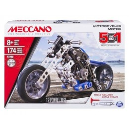 MECCANO 17202 Motocykl - model 5w1
