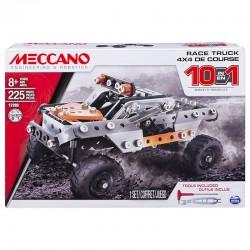 Meccano 17203 Zestaw 10 modeli w 1 - Race Truck