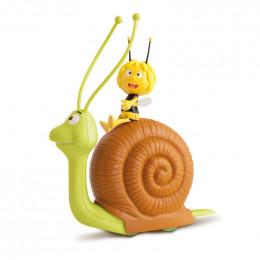 IMC Toys - Maja i jeżdżący ślimak - 200104