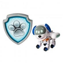 Psi patrol 16600 Figurka z odznaką 2051 - Robo Dog
