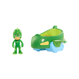 Pidżamersi 24575 Pojazd z figurką - Gekon