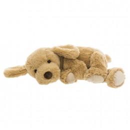 TeddyKompaniet 2479 Maskotka Przytulanka Sleepies Piesek 30 cm