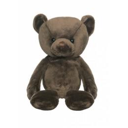 TeddyKompaniet 2531 Maskotka Przytulanka Duży Miś Elliot 37 cm