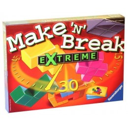 Ravensburger - Gra MAKE'N'BREAK Extreme - 264995
