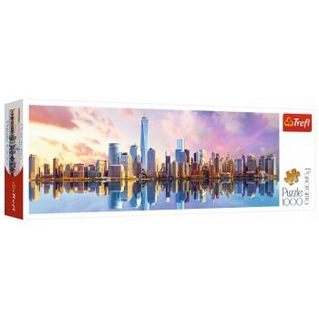 Trefl - Puzzle Panorama 1000 el - Manhattan - 29033