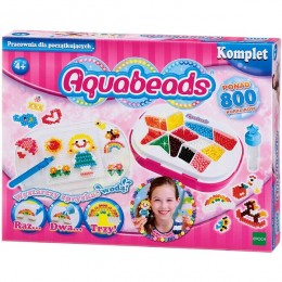 Aquabeads - Wodne Koraliki 31608 Pracownia dla początkujących