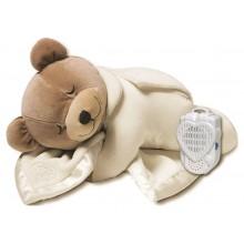 Prince Lionheart 0021B Tummy Sleep - Miś kremowy