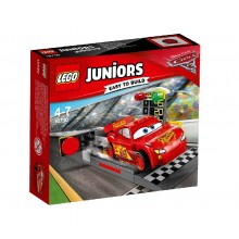 LEGO Juniors 10730 Katapulta Zygzaka McQueena