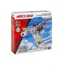 Meccano 16202 Zestaw dla początkujących - Samolot